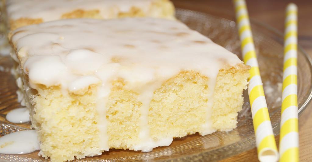Fluffig leckerer Zitronenkuchen